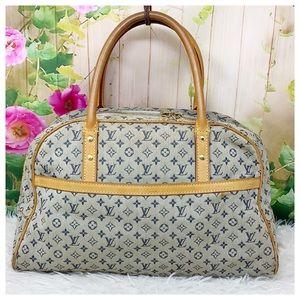 Authentic Louis Vuitton Thompson Satchel Bag